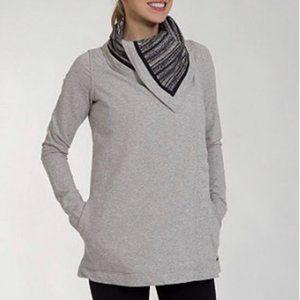 Lululemon | Savasana Wrap Jacket grey